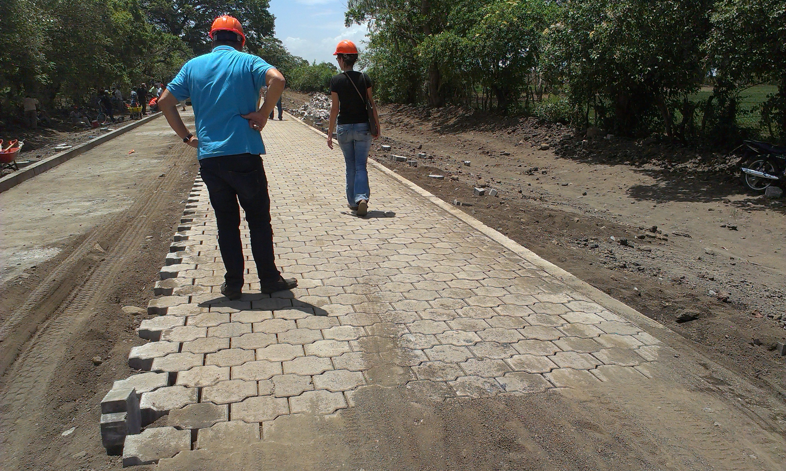 Building an Alley in León South East
