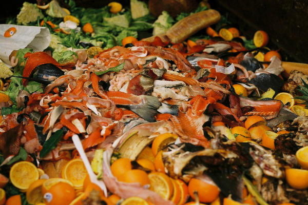 Food waste. [Taz/Flickr].