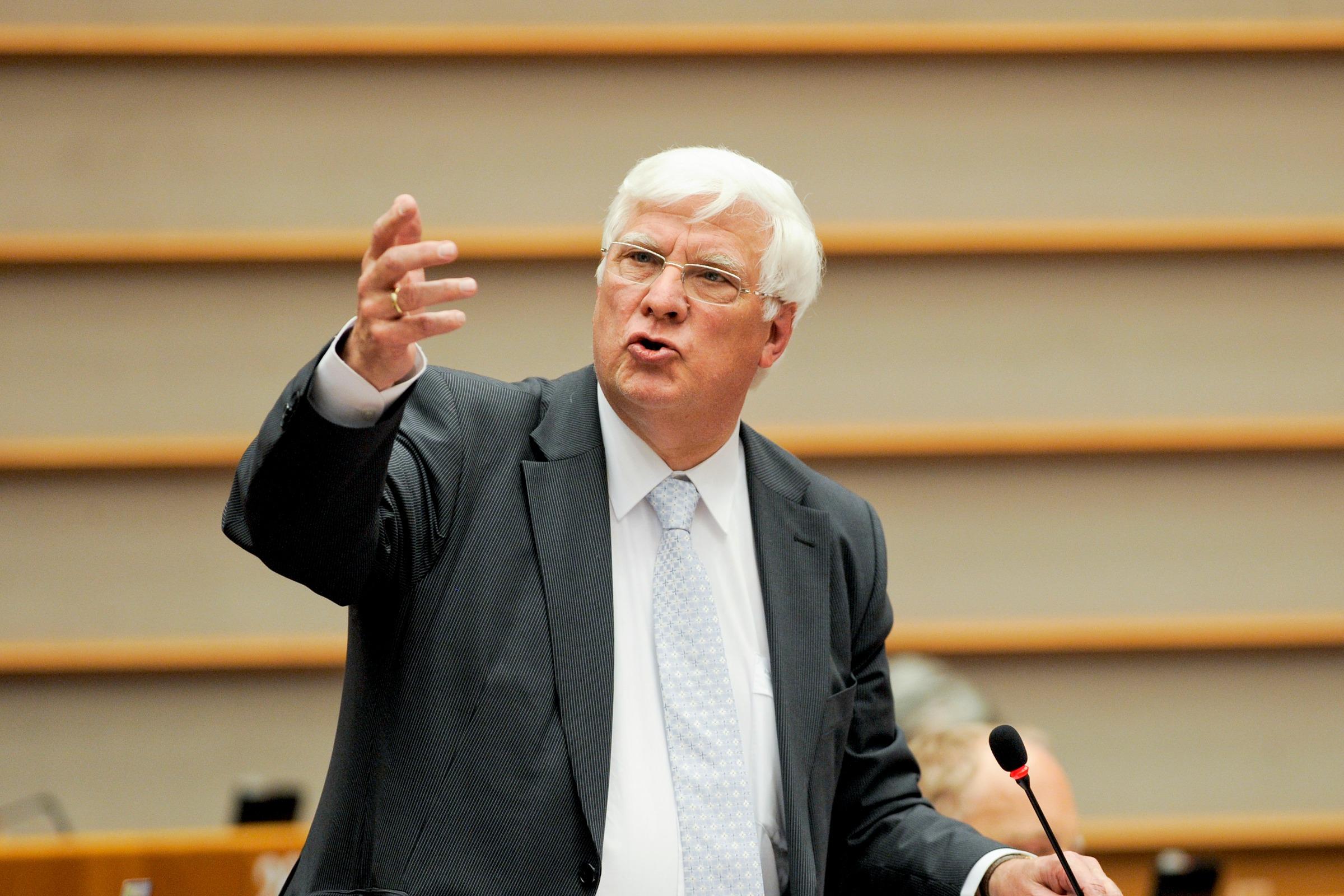 Bas Belder [Parlement européen]