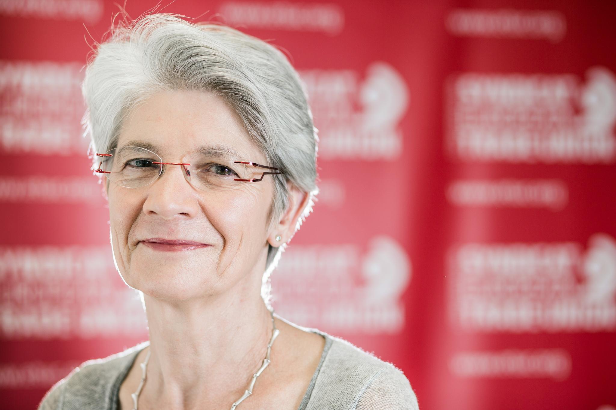 Bernadette Ségol, secrétaire générale de la CES. [ETUC CES/Flickr]