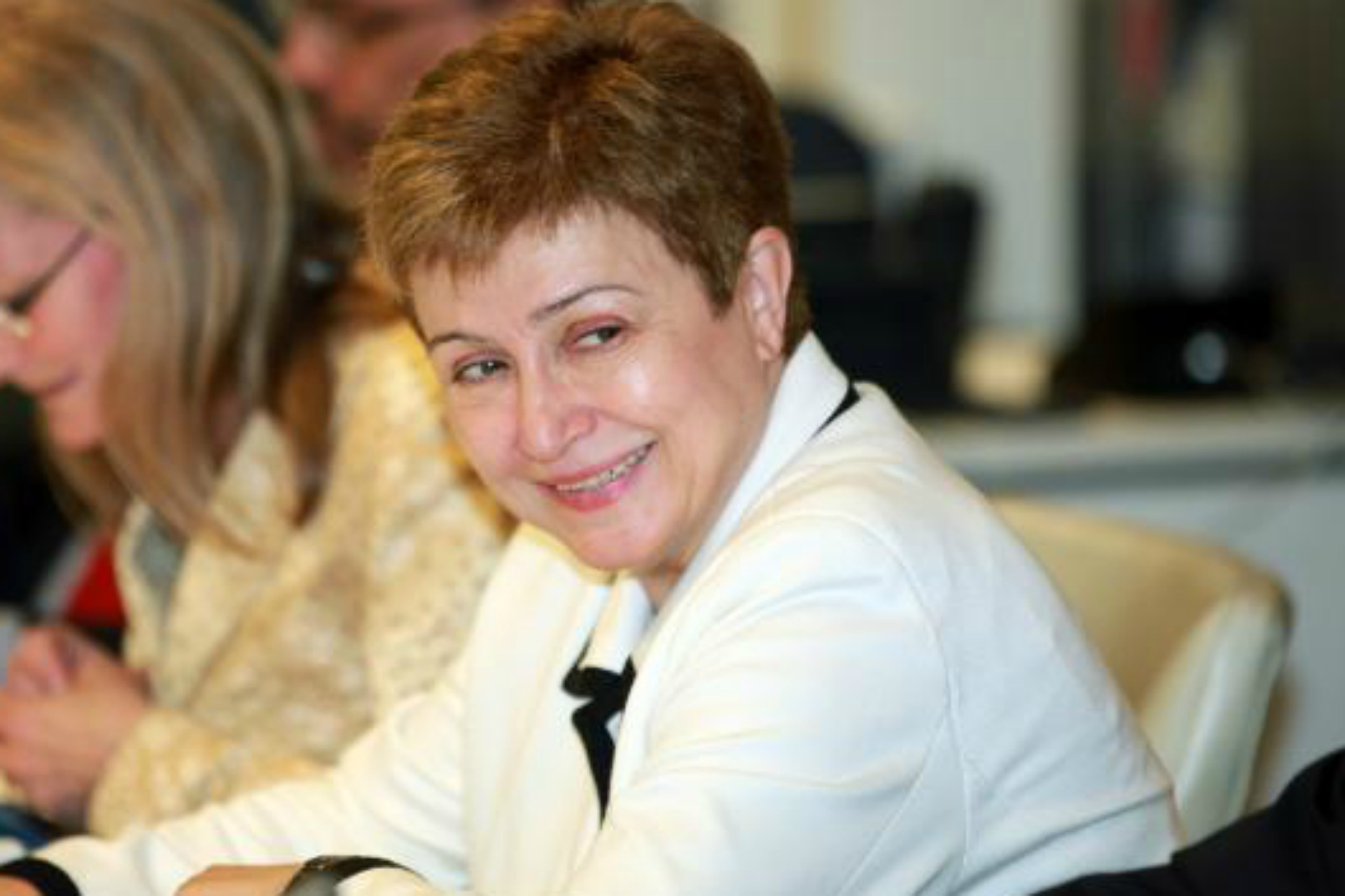 Kristalina Georgieva [European Commission]