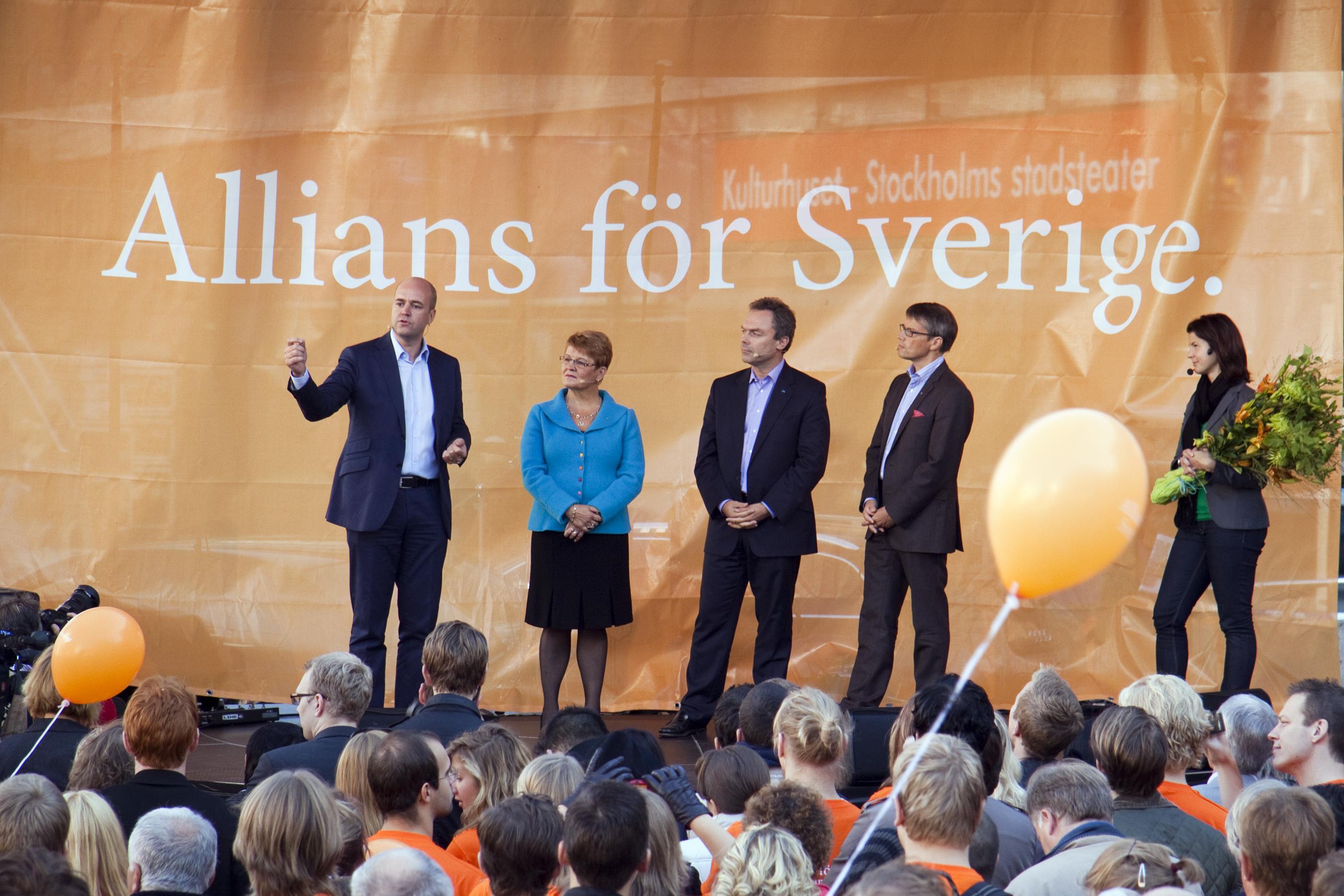 élection suédoise