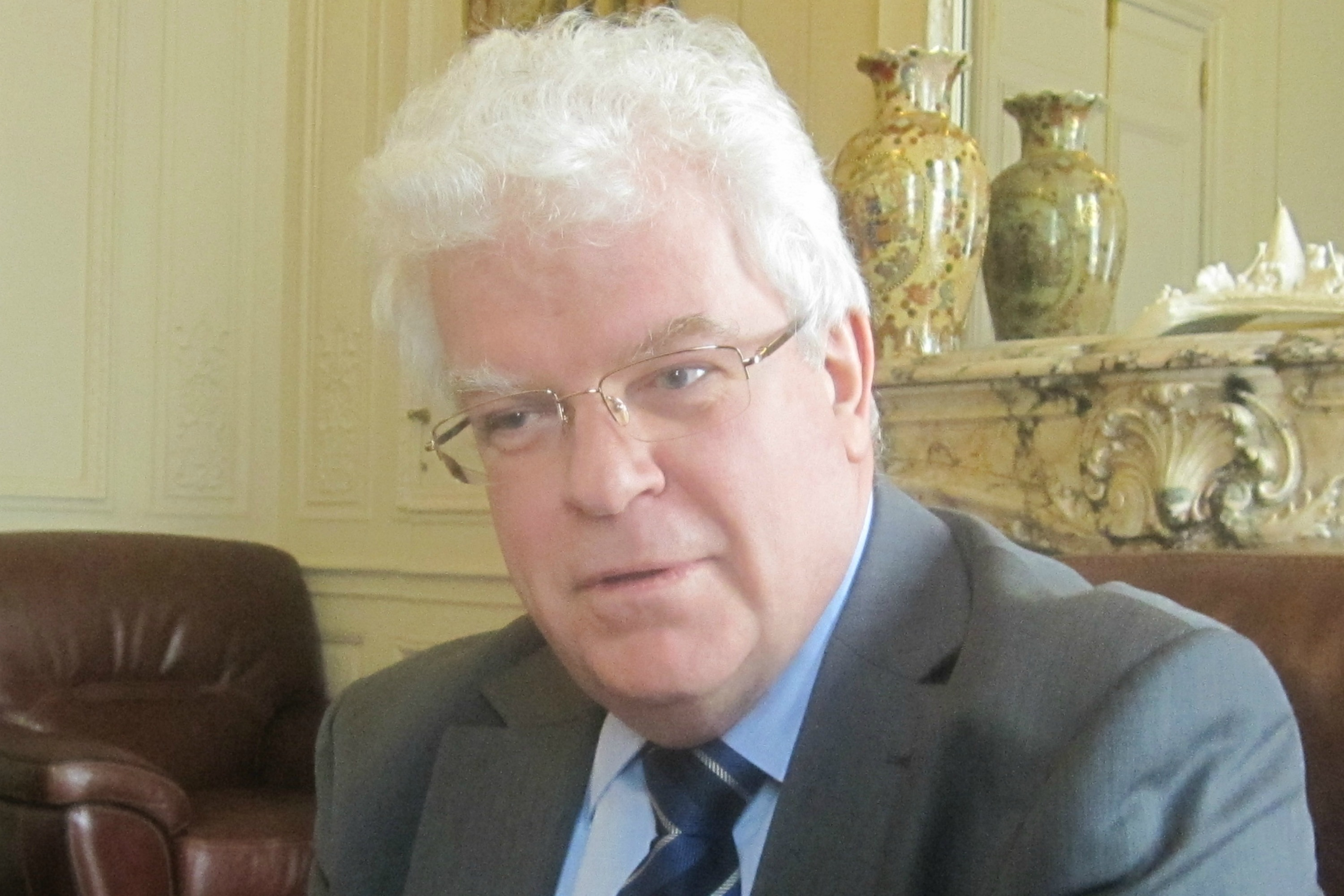 Vladimir Chizhov, photo Georgi Gotev