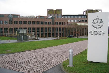 La Cour de justice de l'Union européenne [Cédric Puisney]
