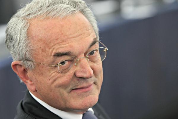 Jean Arthuis, Président de la commission des budgets du Parlement européen - ©Parlement européen