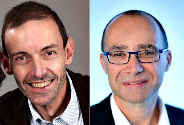 Hubert de Milly et Pierre Salignon - AFD