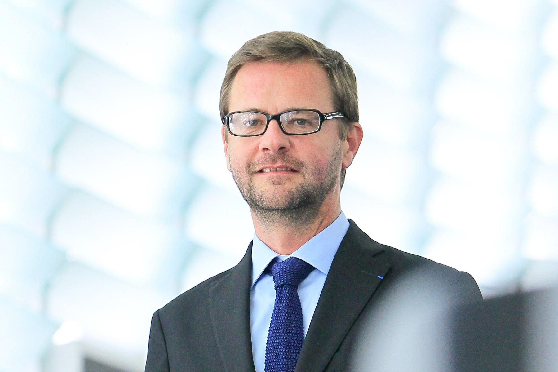 Jérôme Lavrilleux au Parlement européen  ©Parlement européen
