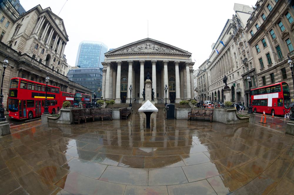 Coeur financier de Londres - Copyright: Anton Balazh/shutterstock