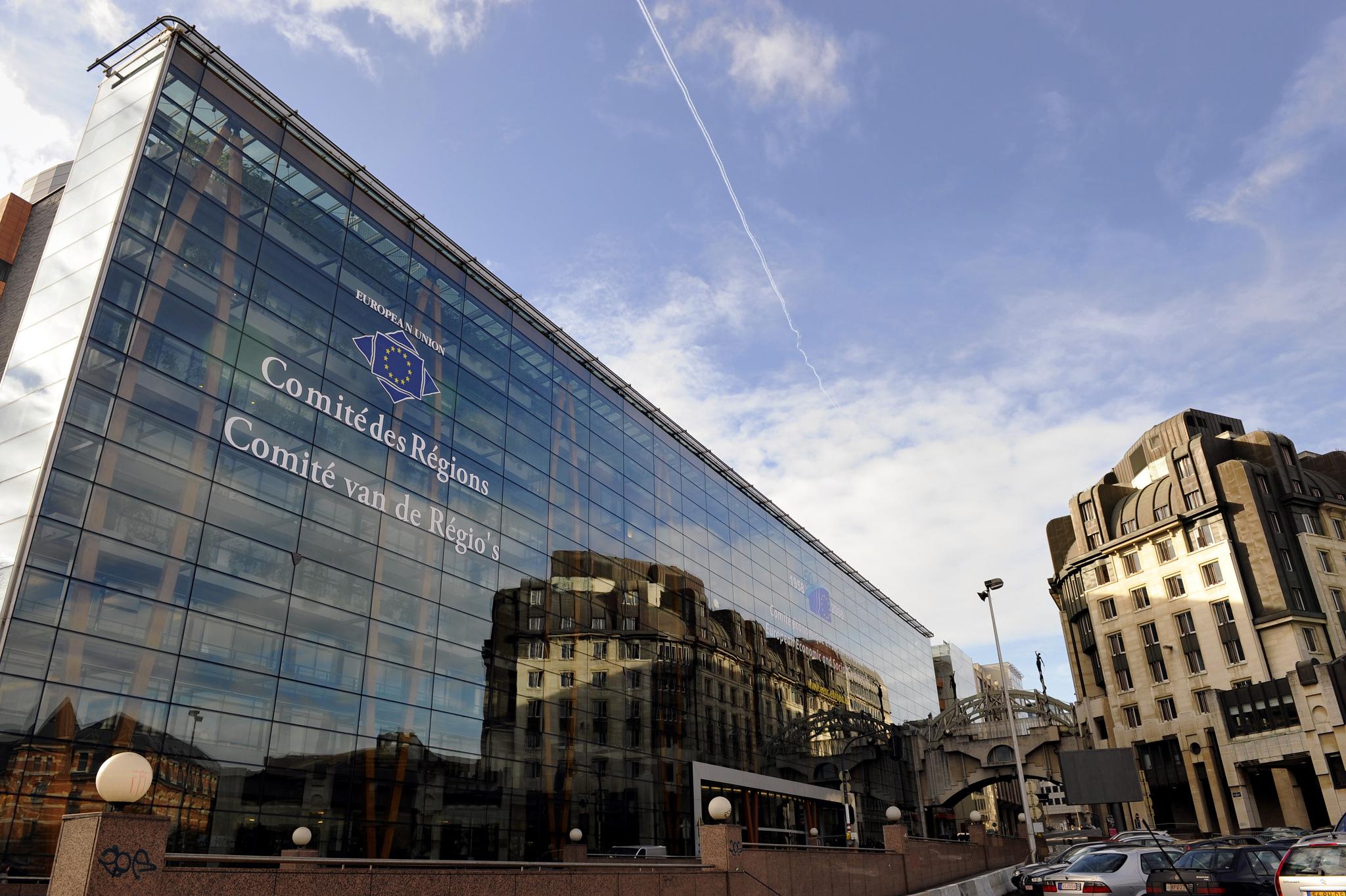 Le Comité des régions à Bruxelles - © European Union / CoR