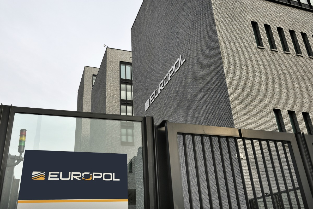 Photo of the new Europol Headquarter in The Hague, Den Haag, 18 Jan. 2014