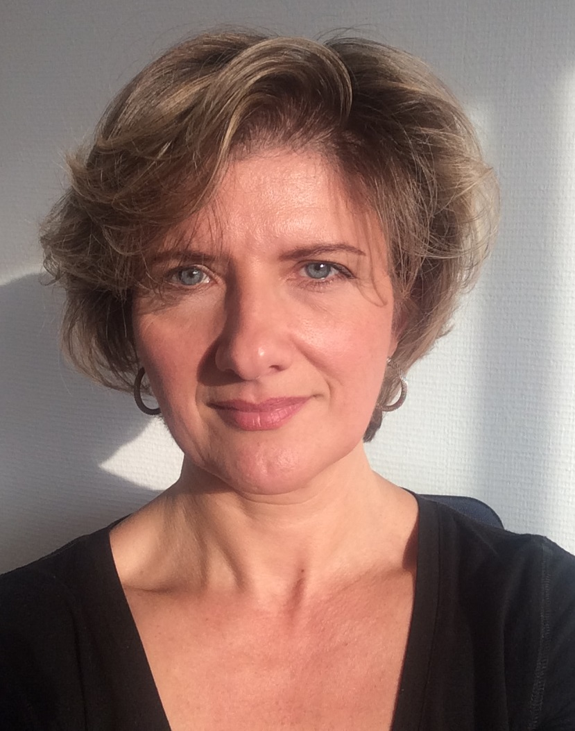 Marie-Cécile Hénard-Damav, du groupe de réflexion SAF agr'iDées.