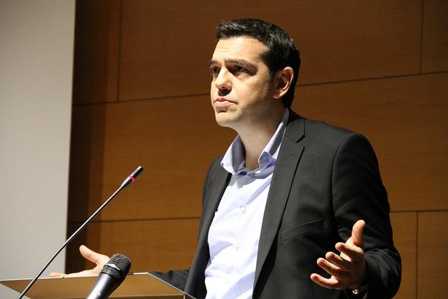 Alexis Tsipras, premier ministre grec issu du parti d'extrême gauche Syriza veut renégocier la dette de son pays.
