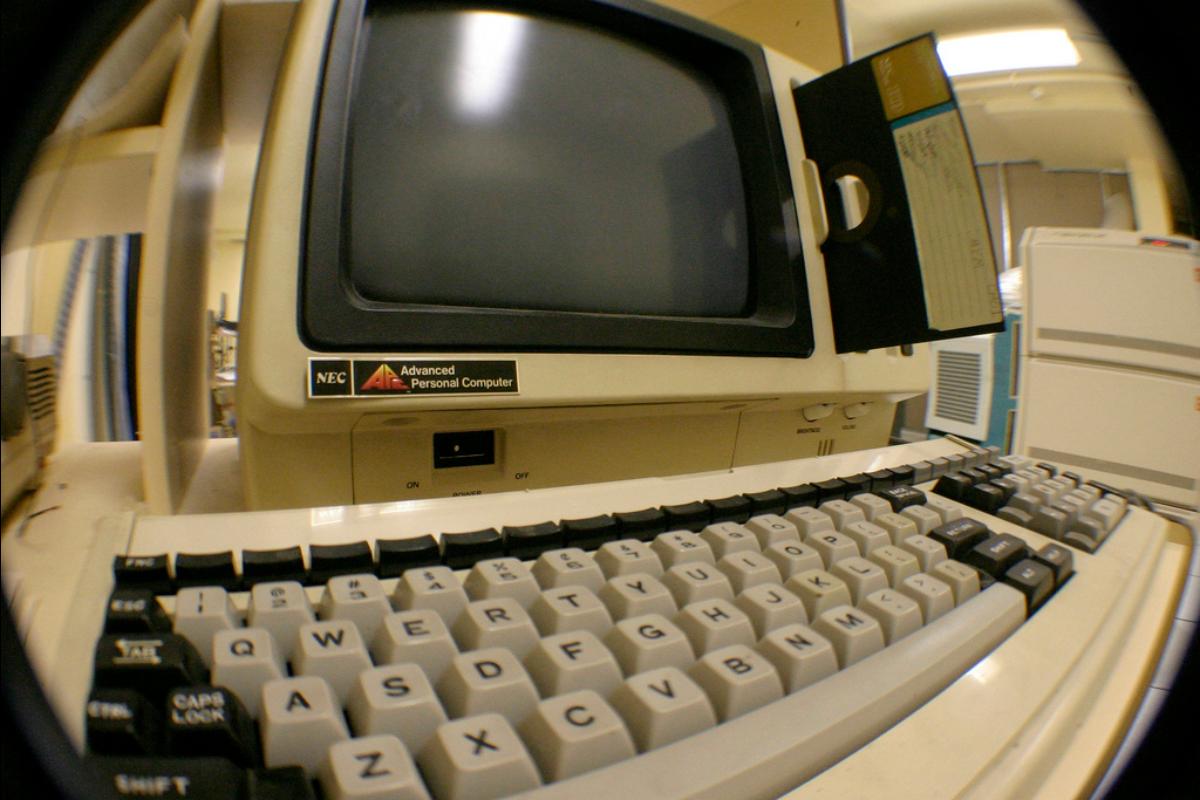 NEC Advanced Personal Computer