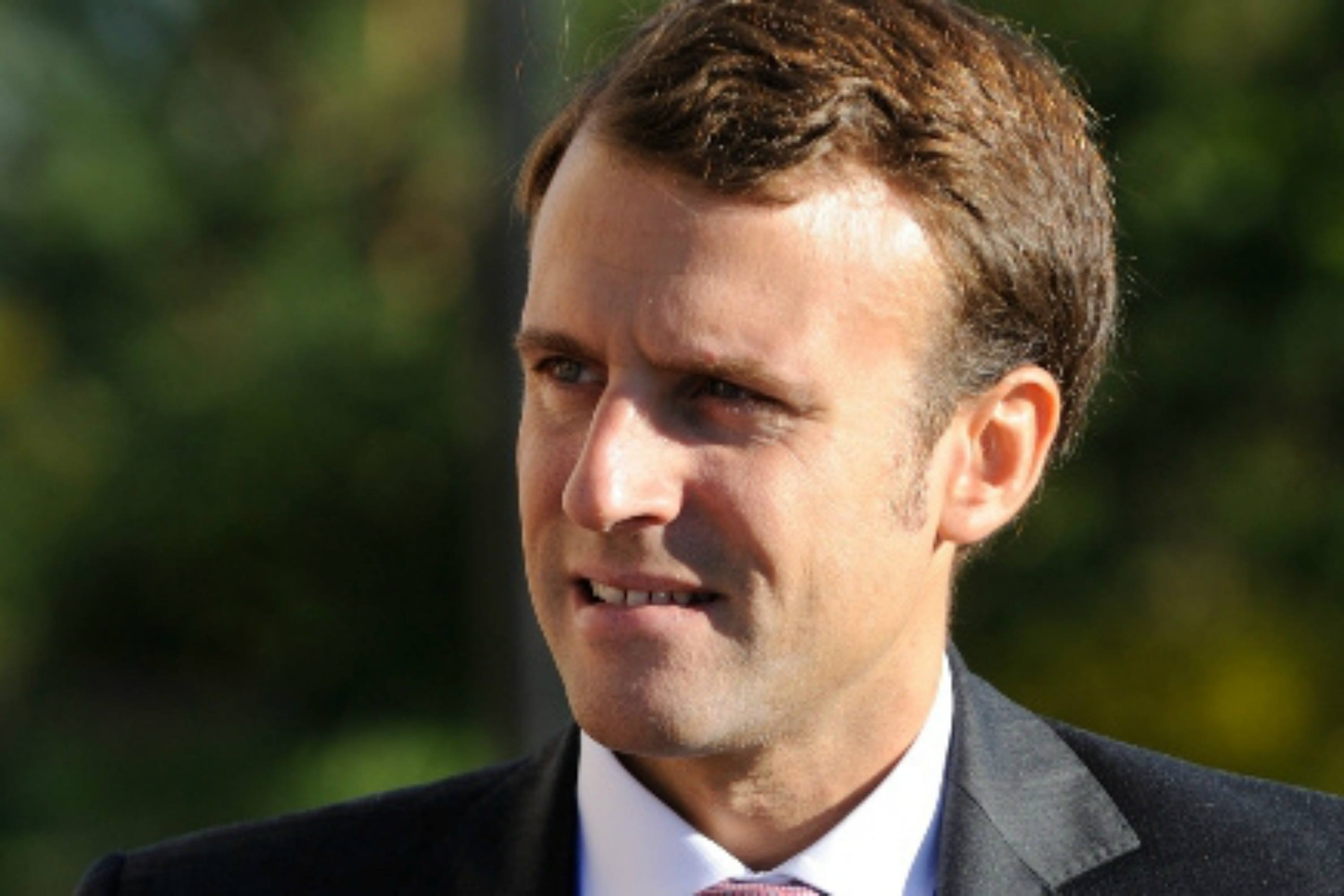 Emmanuel Macron. Photo: French government
