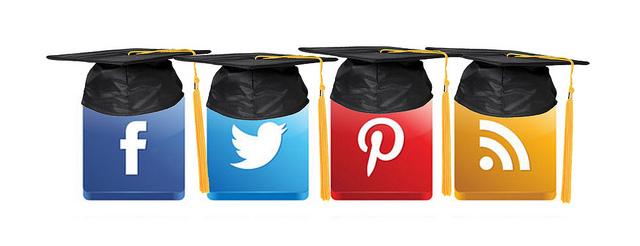 Social media training in the EP