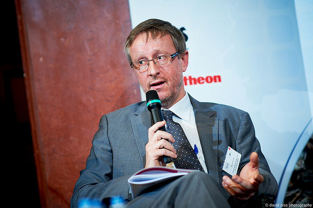 ENISA's director of operations Steve Purser