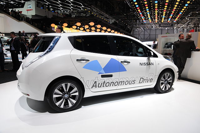Car companies have called for legislators to draft legislation on autonomous cars