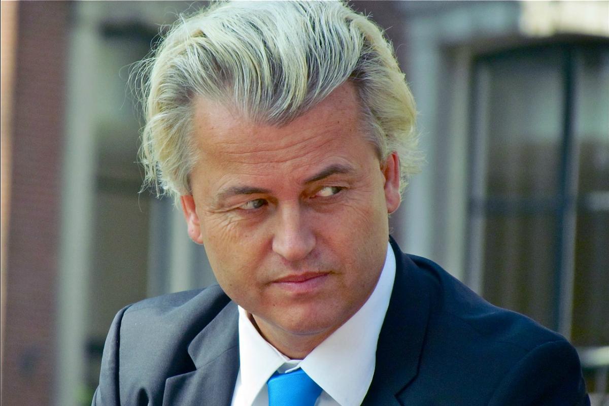 Geert Wilders (credit: Roel Wijnants/Flickr)