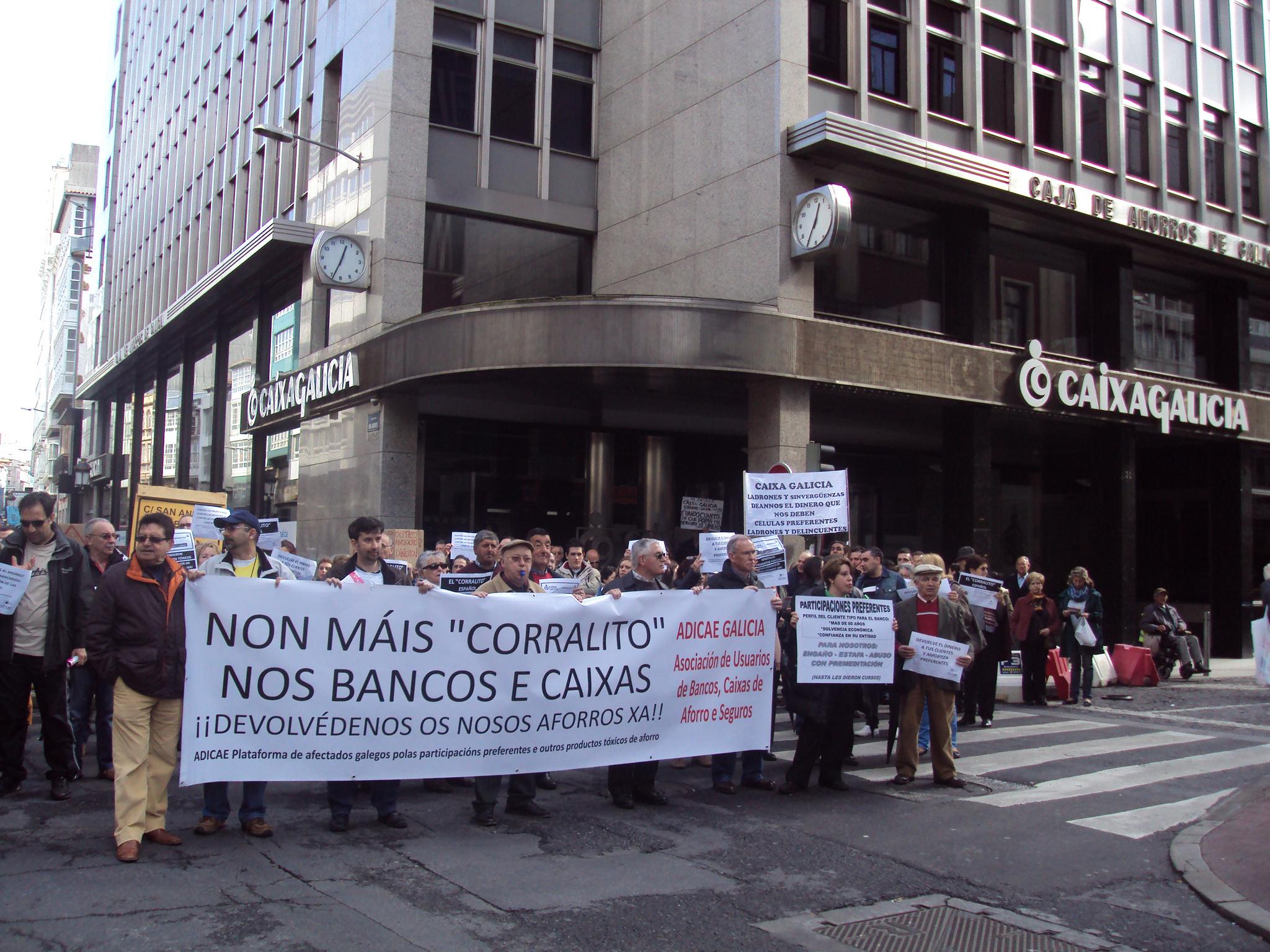 Les banques espagnoles devraient 36 milliards d'euros pour des prêts abusifs