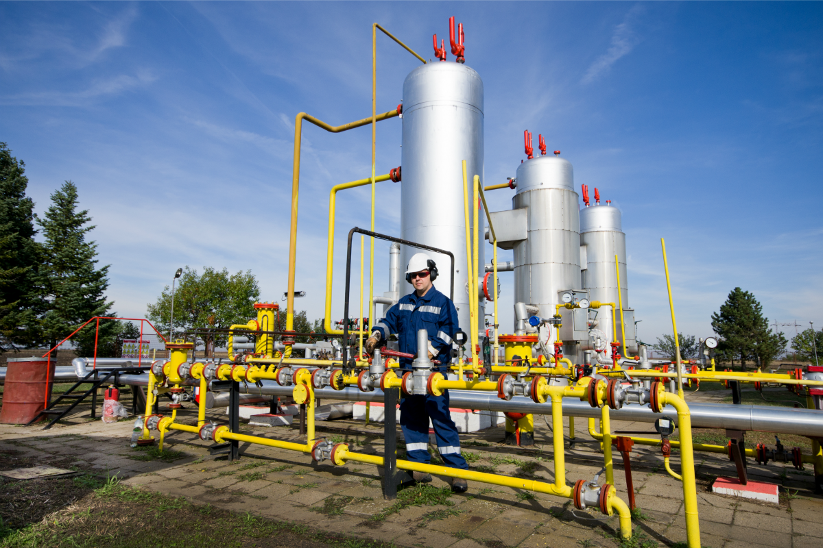 Operator in natural gas production industry.