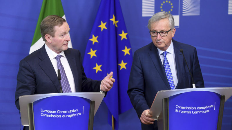 Calendrier Brexit.Dublin Ne Croit Pas Au Calendrier Du Brexit Euractiv Fr