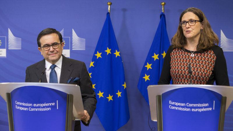 L'accord UE-Mexique achoppe sur les indications géographiques