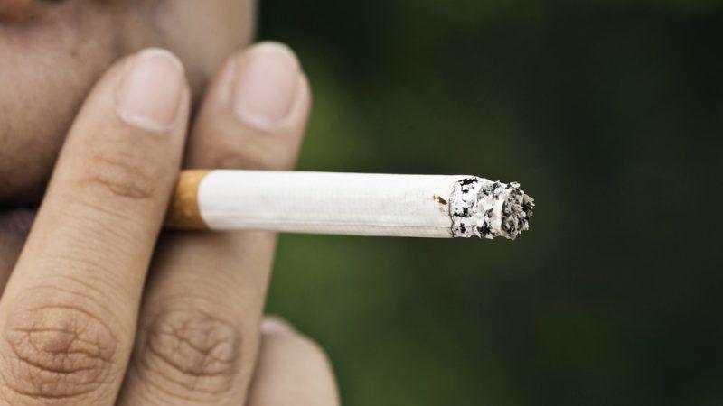 Datant d'un fumeur quand vous ne fumez pas