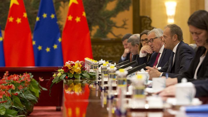 Commerce: l'UE appelle Chine, Russie et USA à