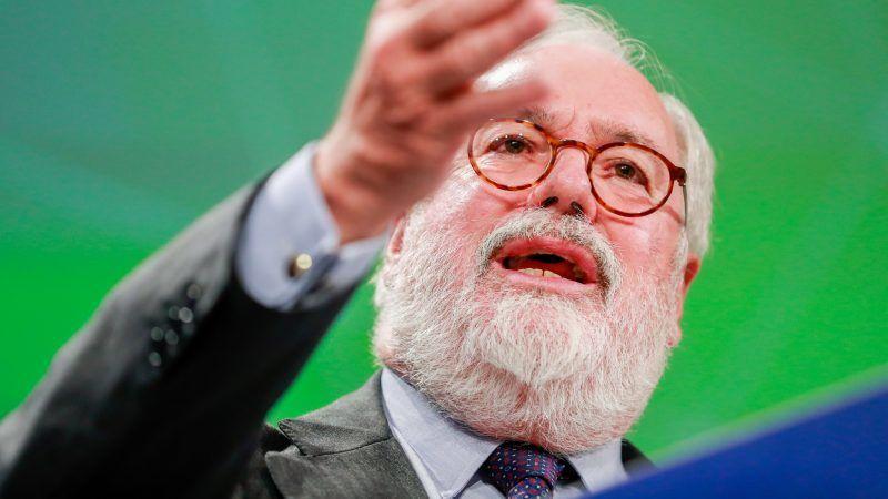 Le commissaire européen à l'énergie veut la fin du gaz