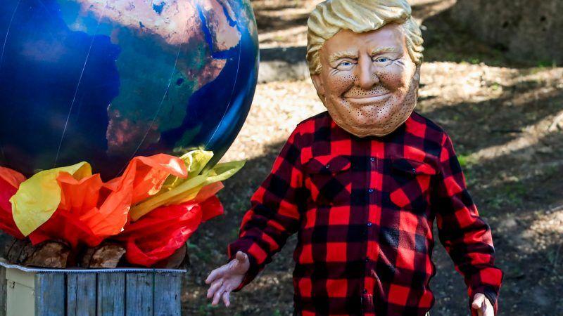 Climat. Trump attaque l'accord de Paris et invoque les gilets jaunes
