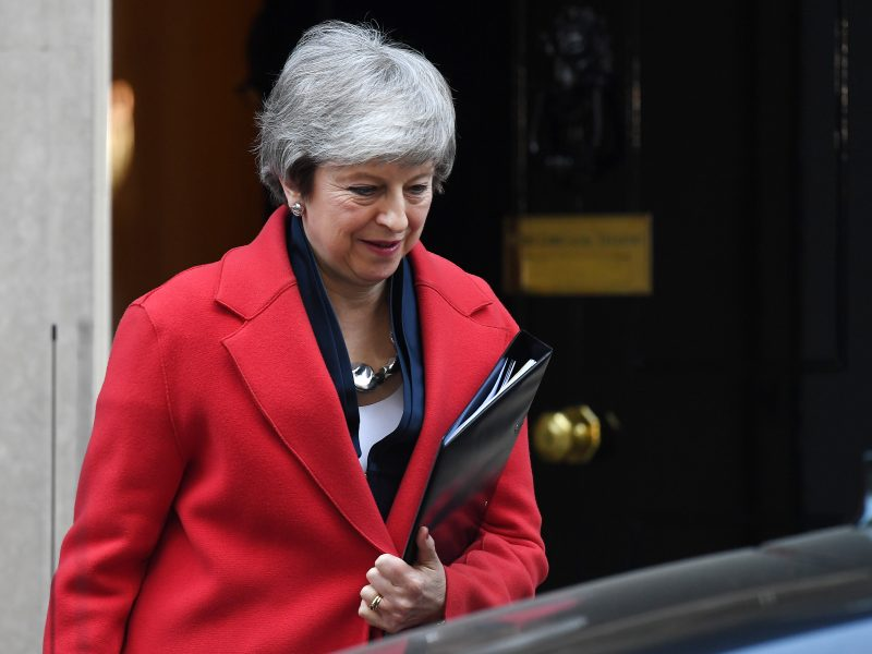 Le Parlement soutient la nouvelle stratégie de Theresa May — Brexit