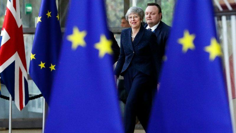 Theresa May a déjà quitté Bruxelles (Bruxelles) — Brexit