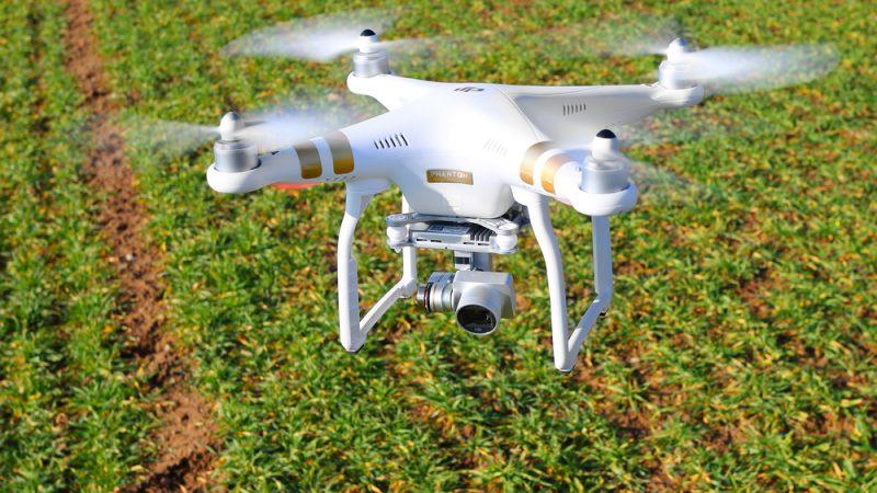 Les drones agricoles gagnent progressivement du terrain