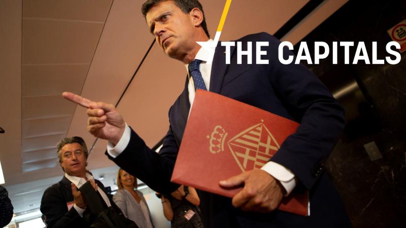 Valls fait planer le doute sur des rumeurs d'entrée au gouvernement espagnol
