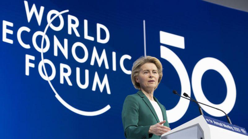 Ursula von der Leyen veut repartir du bon pied avec les États-Unis