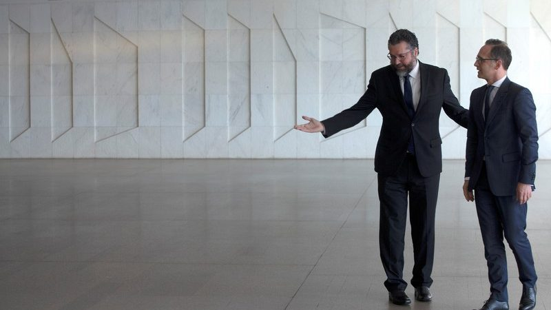 Libre-échange et Mercosur au menu de la présidence allemande de l'UE
