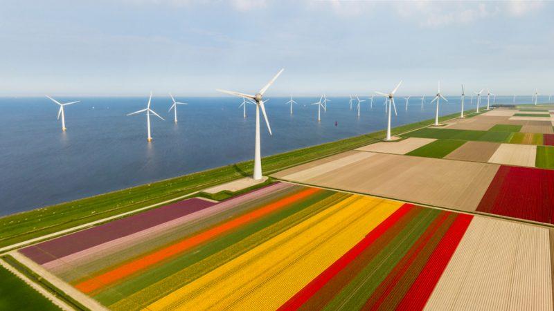 Les Pays-Bas signent un accord avec le Danemark pour atteindre leurs objectifs climatiques