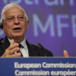Le chef de la diplomatie européenne ne veut pas voir la Russie revenir au G7