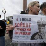 Vladimir Poutine obtient la bénédiction des Russes pour présider jusqu'en 2036
