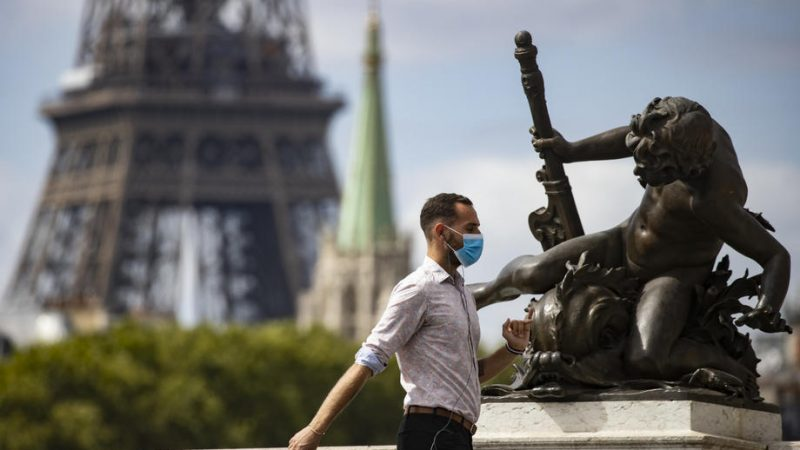 Coronavirus : Les contaminations explosent en France