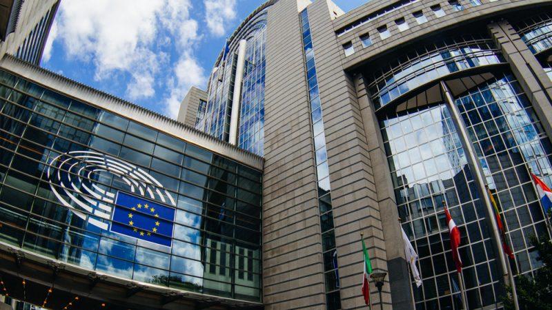 Pointage biométrique au Parlement européen