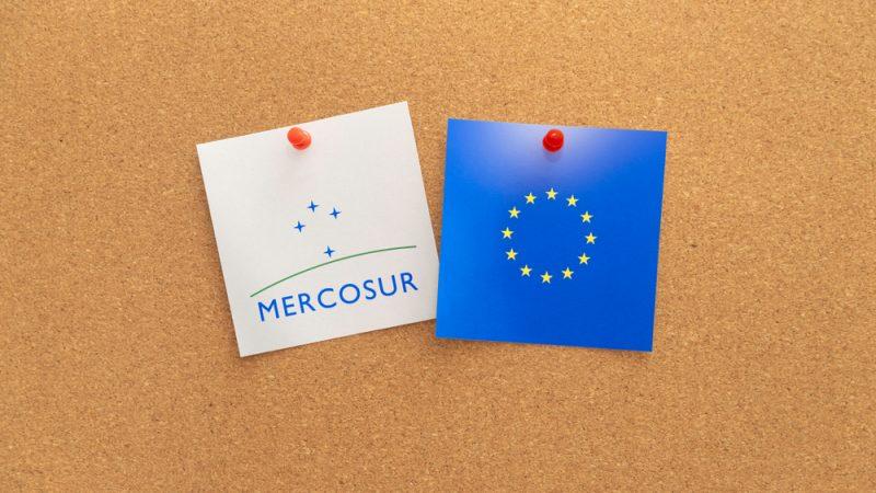 Le Portugal et l'Argentine entendent redoubler d'efforts dans le cadre de l'accord UE-Mercosur